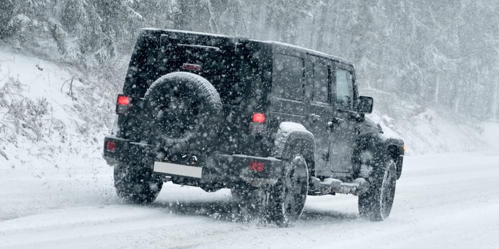 Prepare your vehicle for winter driving in Indiana