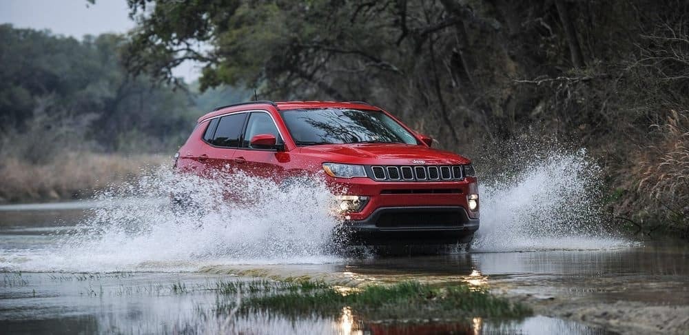 2018 Jeep Compass Utility