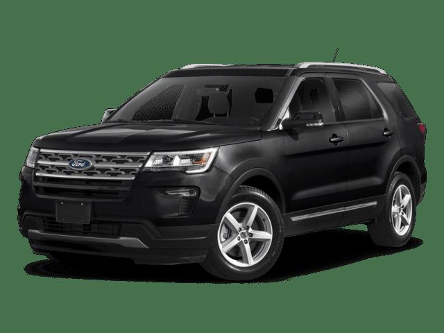 2018 Ford Explorer comparison image