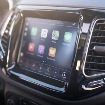 2019 Jeep Compass technology features