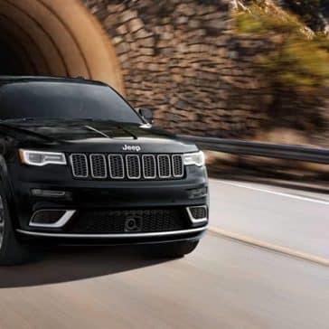 2019 Jeep Grand Cherokee exterior