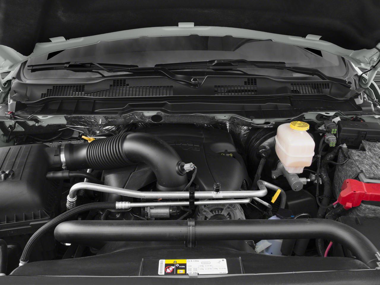 RAM 2500 engine