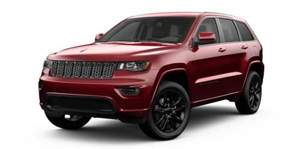 2019 grand cherokee altitude side view
