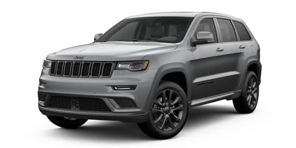 2019 grand cherokee high altitude side view