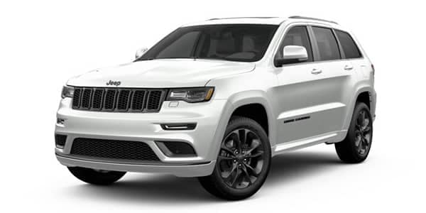 2019 grand cherokee limited x side view