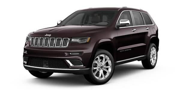2019 grand cherokee summit side view