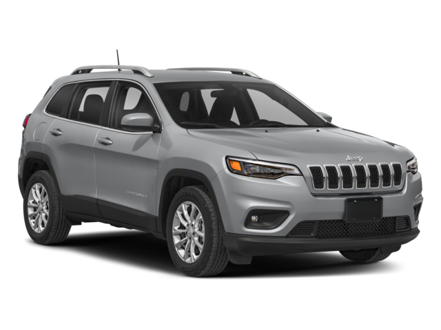 2019 cherokee side view