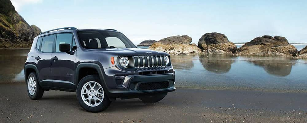 2019 Jeep Renegade ocean header