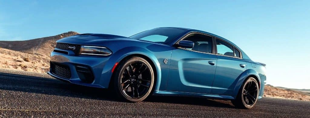 2020 Dodge SRT Charger