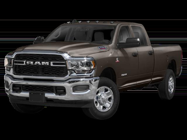 2019 Brown RAM 2500