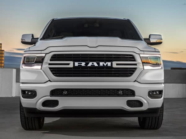 2021 RAM 1500 Big Horn Sport Appearance Package Front Grille
