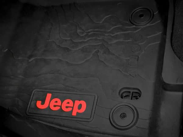Jeep All-Weather Floor Mats