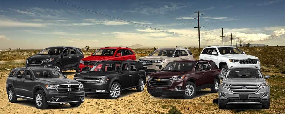 Cornerstone Group SUV options