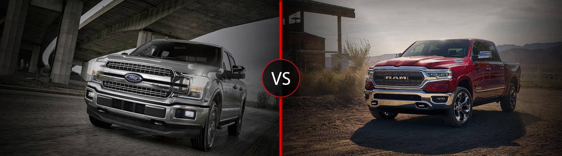 Ford vs Ram