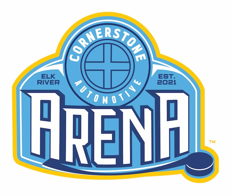 Corerstone Auto Arena Logo