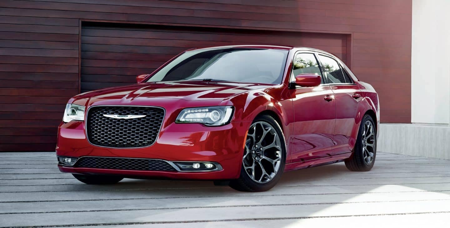 2018 Chrysler 300 Parked