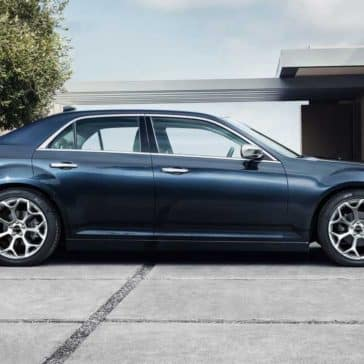 2018 Chrysler 300 in Blue
