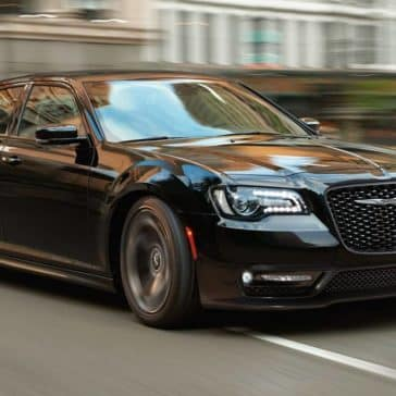 2018 Chrysler 300 city driving