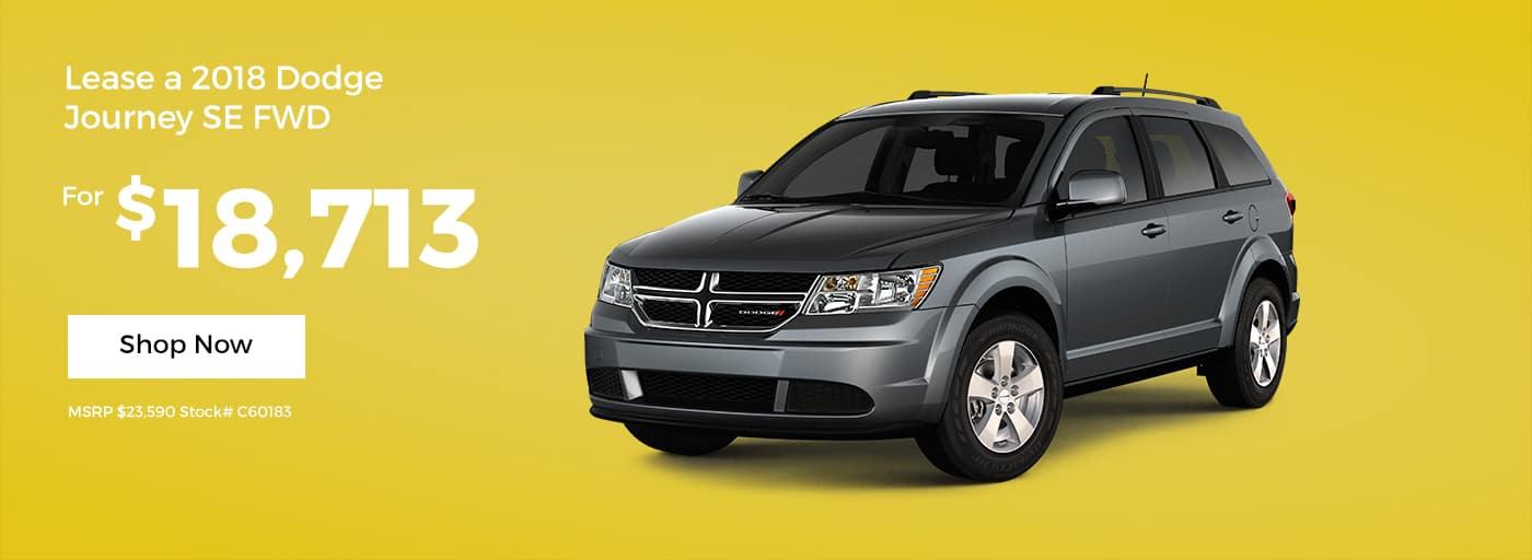 2018 Dodge Journey $18713