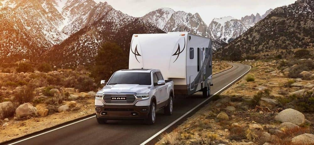 2019 ram 1500 towing and payload capacity