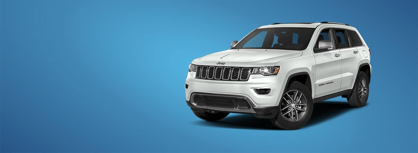 Lease A 2018 Jeep Grand Cherokee Limited 4X4