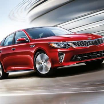 2018 Kia Optima motion