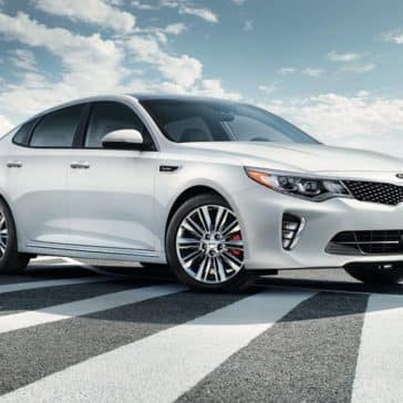 2018 Kia Optima profile