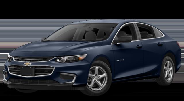 2018 Chevrolet Malibu Compare