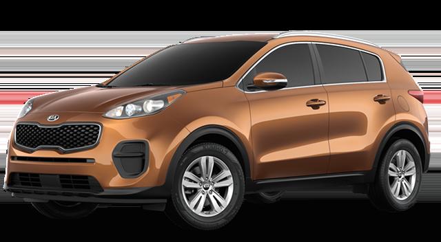2018 Kia Sportage Compare 2