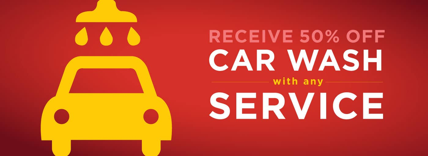 Cornerstone Auto 50% off Car Wash KIA