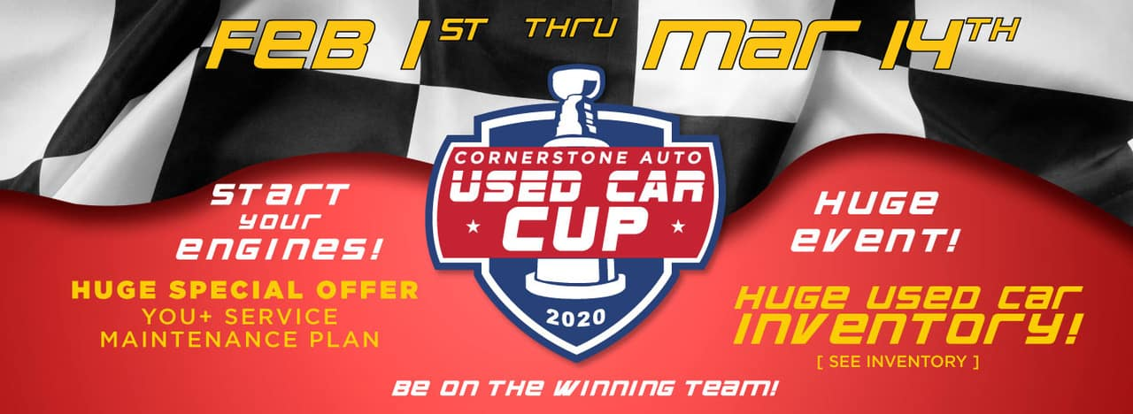 Used Car Cup
