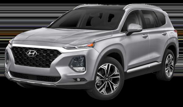 2020 Hyundai Santa Fe Comparison Image