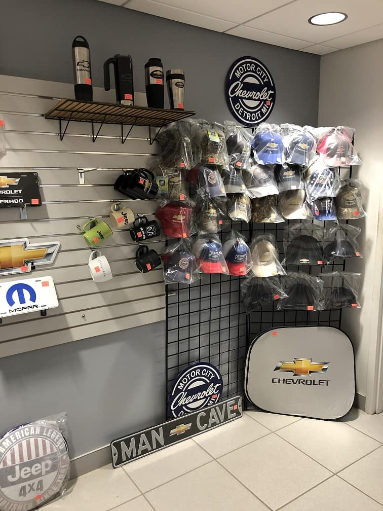 Diehl of Grove City Parts and Accessories. Hats, tshirts, sweatshirts, swag, stuff, collectibles