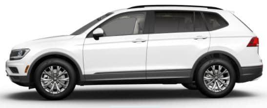 2021 Tiguan S | Dreyer & Reinbold VW
