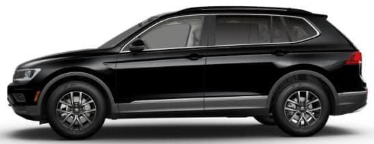 2021 Tiguan SE | Dreyer & Reinbold VW