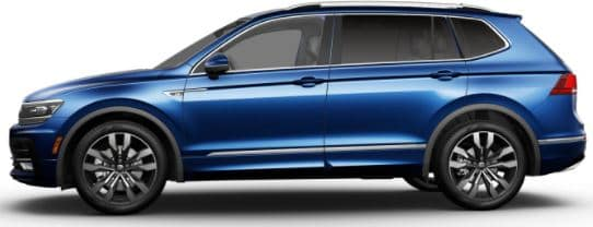2021 VW Tiguan SEL Premium Trim Model Information | Dreyer & Reinbold VW