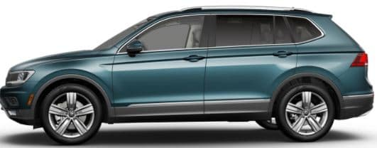 2021 VW Tiguan SEL Model Information | Dreyer & Reinbold VW