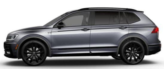 2021 VW Tiguan SR-R-Line Black Model Information | Dreyer & Reinbold VW