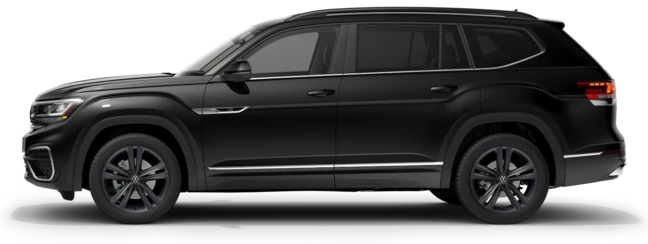 Volkswagen Atlas V6 SE With Technology