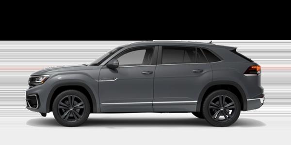 2021 VW Atlas Cross Sport SE with Tech R-Line