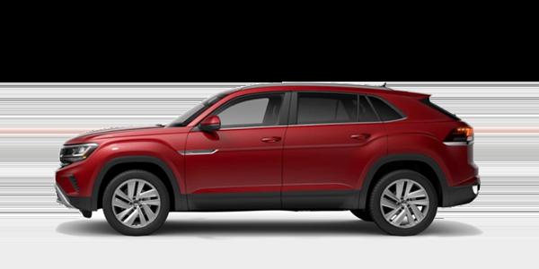 2021 VW Atlas Cross Sport SE with Tech