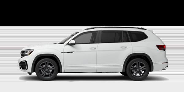 2021 VW Atlas SE with Tech R-Line