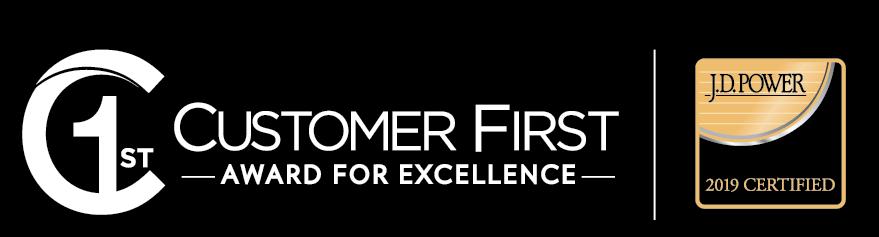 2019 Customer 1st Award