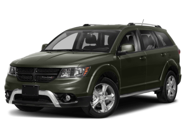2019 Dodge Journey in forest green