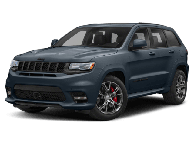 2019 Jeep Grand Cherokee in navy