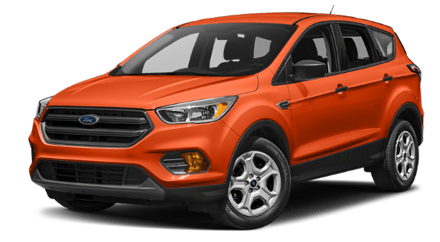 2019 Ford Escape Orange