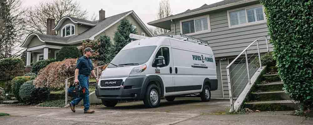 2019 Ram ProMaster Commercial Use