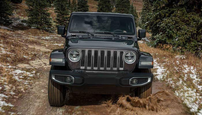 2019 Jeep Wrangler Off Road