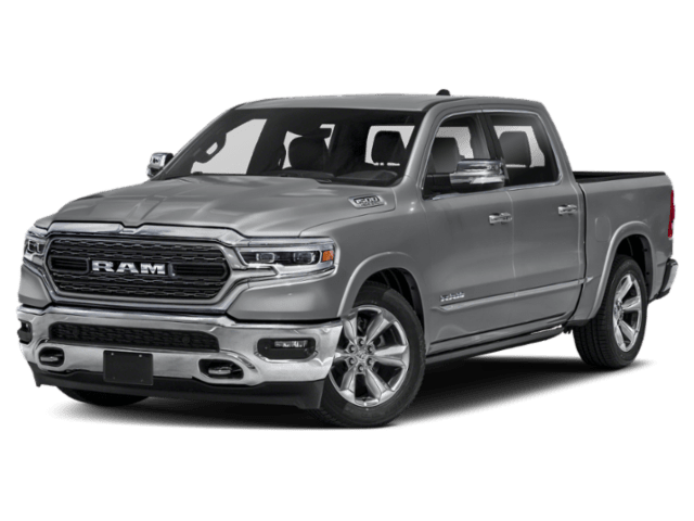 2020 Ram 1500 in grey