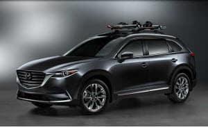 Mazda Exterior Accessories